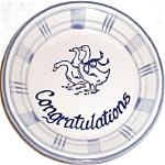 Louisville Geese Congratulations Coaster