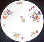 Warwick Dresden Floral Dinner Plate