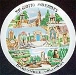 Dickeyville Shrine Souvenir Plate