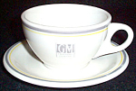 General Motors Cup And Saucer