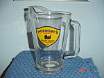 George Hornsby's Draft Cider 2 Quart Serving Pitcher