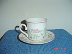 Churchill Briar Rose Cups And Saucers