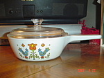 Corning Ware Friendship Covered Sauce Pot