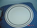 Corelle Classic Cafe Black Dinner Plates