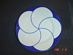 Fitz And Floyd Plum Blossom Salad Plates