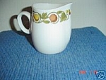 Franciscan Pickwick Creamer