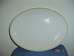 Franciscan Pickwick Oval Platter