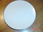 Franciscan Simplicity Or Platinum Band Salad Plates