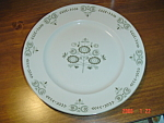 Franciscan Heritage Dinner Plates