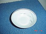 Johann Haviland Silver Wheat Dessert Bowl