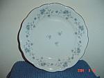 Johann Haviland Blue Garland Dinner Plates - Bavaria