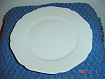 Johann Haviland White/platinum Trim Bread Plates