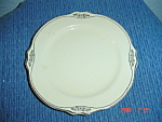 Homer Laughlin Patrician Virginia Rose Bread Plates