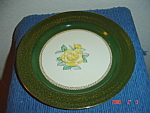Homer Laughlin Yellow Rose Bread And Butter Plates