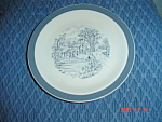 Alfred Meakin Home In The Country Salad Plate