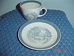 Alfred Meakin Home In The Country Cup And Saucer