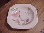 Mikasa Silk Flowers Soup Bowls