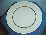 Mikasa Avantique Silver Dinner Plate