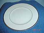 Mikasa Cameo Platinum Dinner Plates - Brand New