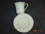 Noritake Fine China Golden Cove Saucers Only