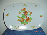 Noritake Progression Happy Days Oval Platter