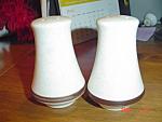 Noritake Orinda Salt And Pepper Shakers