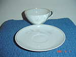 Noritake Windrift Cups And Saucers