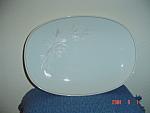 Noritake Windrift Oval Platter