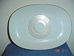 Noritake Samara Small Oval Platter