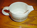 Midwinter Wedgwood Braid Creamer