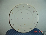 Warwick All Over Floral Pattern Dinner Plates