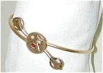 Dainty Victorian Bracelet - Rose Gold