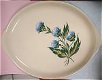 1940s/1950s Thistle Pattern Platter