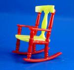 Renwal Dollhouse Rocking Chair