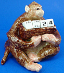 K565 Monkey With Log Calendar