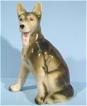 1950s Clover Japan Porcelain German Shepherd