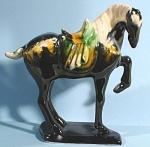 Chinese Porcelain Horse