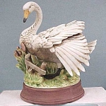 Large China Swan