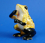K820 Incense Stick Holder Frog Figurine
