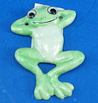 K851 Flat Stick-on Decoration Frog