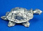 T112 Miniature Metal Turtle