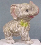 Mexican Ceramic Elephant Bank