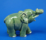 K731 Incense Stick Holder Elephant Figurine
