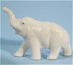 Miniature Pottery Elephant
