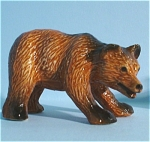 K0802 Standing Brown Bear