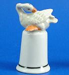 K436 Goose On Thimble