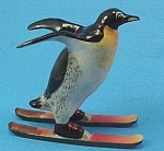 R108 Penguin On Skis