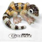 Little Critterz Lc303 Leopard Gecko 'gladiator'