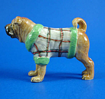 L5051 Dressed Shar Pei Dog