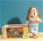 1985 Ceramic Cathy Dish